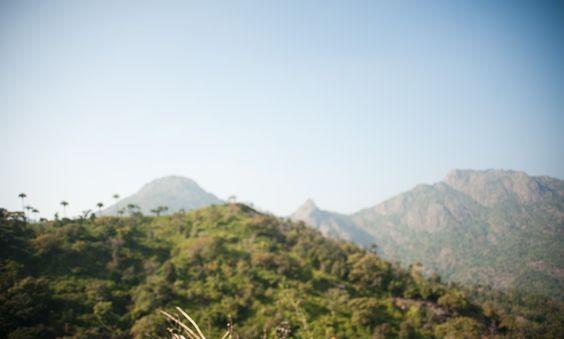 Radjastan, India, mountains