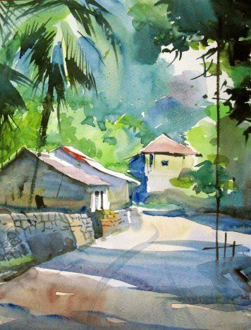 landscapes – milind mulick landscapes | & his art ...