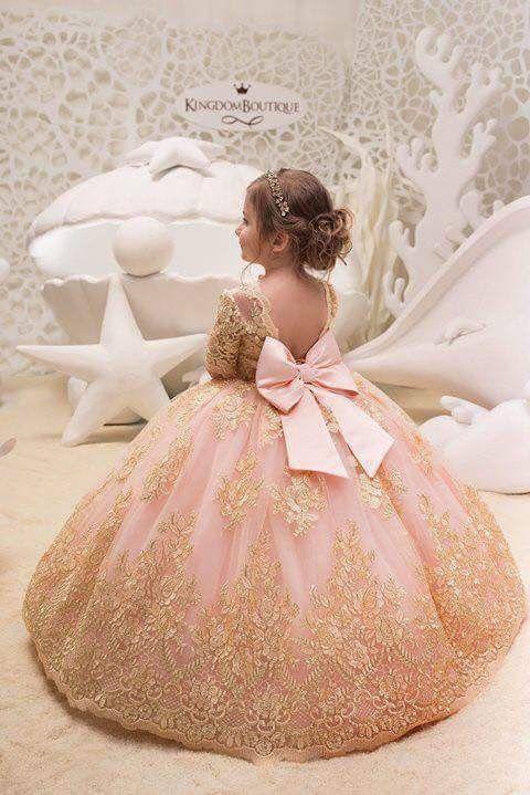 3 Años De Mi Bebe Jlra Vestidos De Princesa Para Niñas