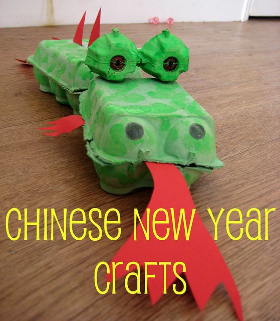Dragon craft pinterest about china buses and eggs for Dragon crafts pinterest