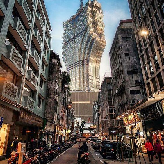 Macao, China  Credit: @garycphoto