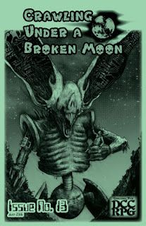 Crawling Under a Broken Moon: