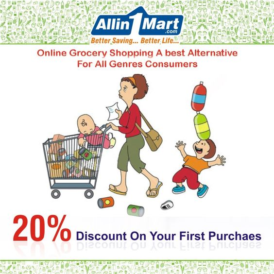 Online grocery shopping A best Alternative for all Genres Consumers