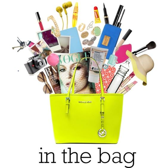 In The Bag by saskia-dodds on Polyvore