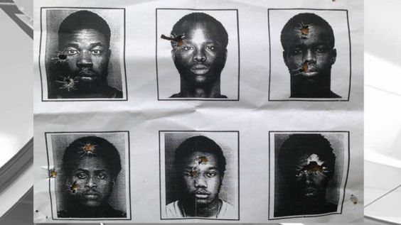Florida police use images of black men for target practice | 107.5 WBLS - Your #1 Source for R&B