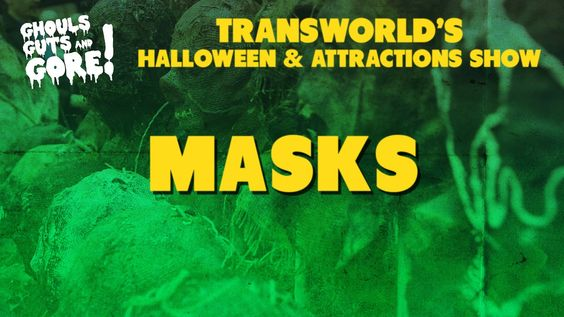 Can't decide what to be for Halloween? Check out these awesome masks for inspiration!