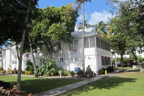 Harry S.Truman's Little White House.