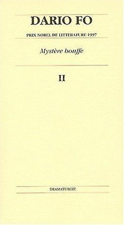 couverture livre mistero buffo - Recherche Google