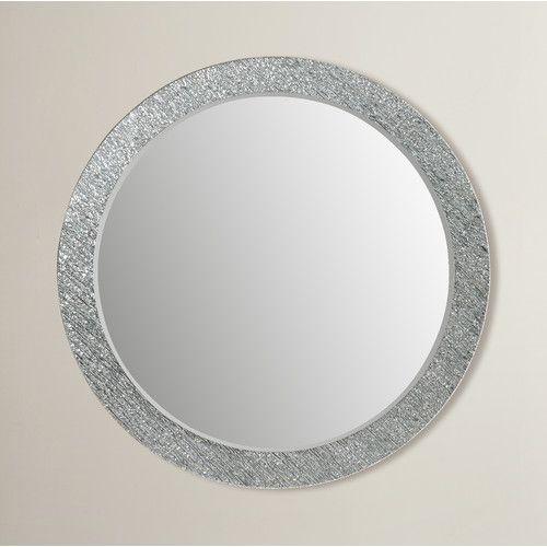 Found it at Wayfair - Round Wall Mirror (Beachcrest Home - $162)