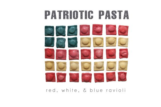 fourth of july pasta salad recipe