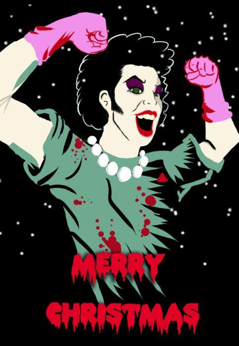 Rock Horror Merry Christmas