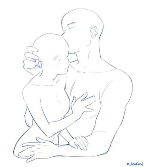 Pin by Tesslacoil on Drawing References | Drawing couple poses, Drawing  poses, Art reference poses