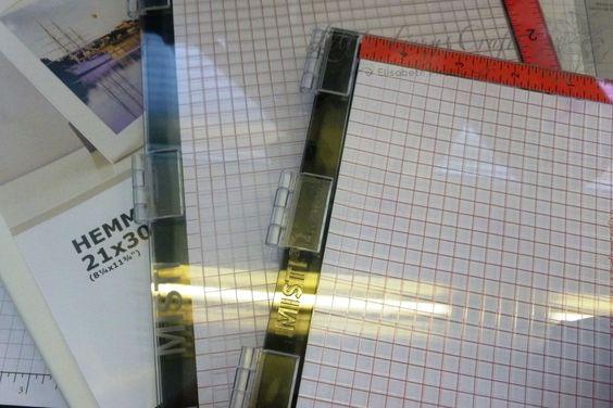 DIY Stamping Tool Stamp Positioner Alternative Misti Ikea Hemmingsbo Video