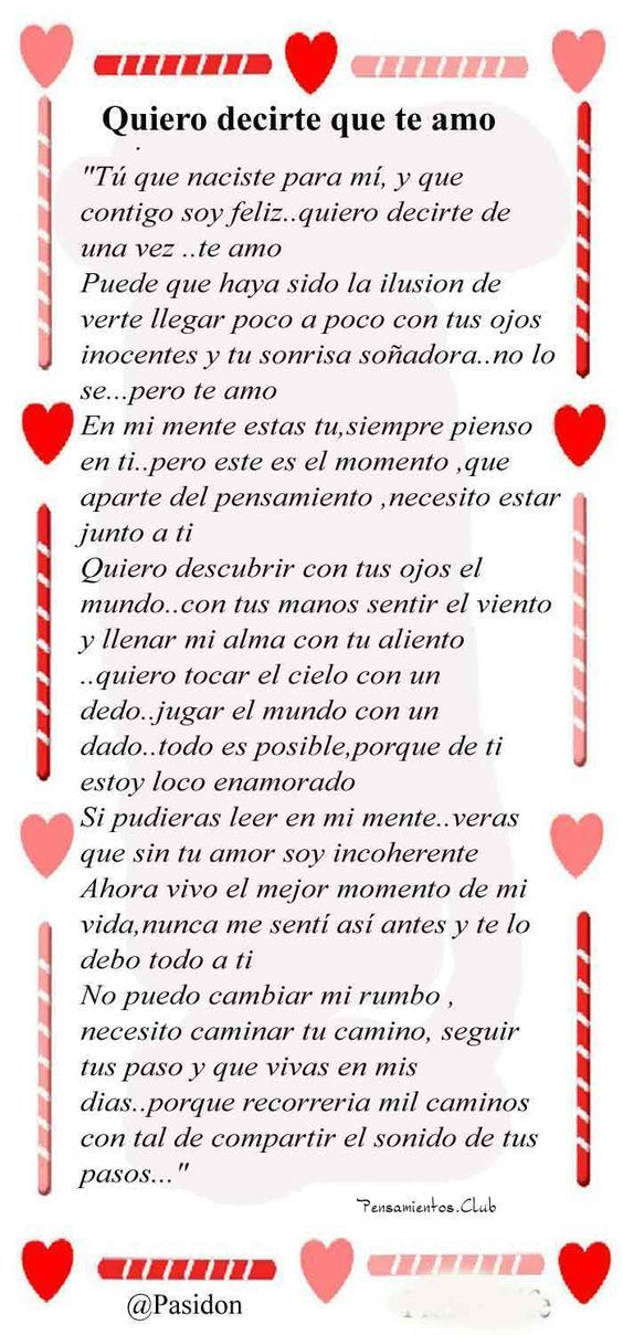 20 Cartas Poemas De Amor Muy Romanticos Para Enamorar Pensamientos Club Frasesdeamornovios Poemas Para Enamorar Poemas De Amor Cartas De Amor Románticas