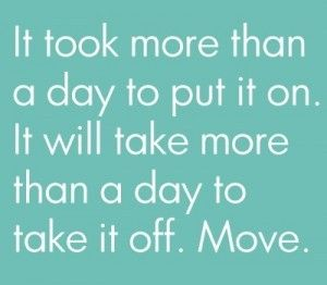 That's right. #fitfluential