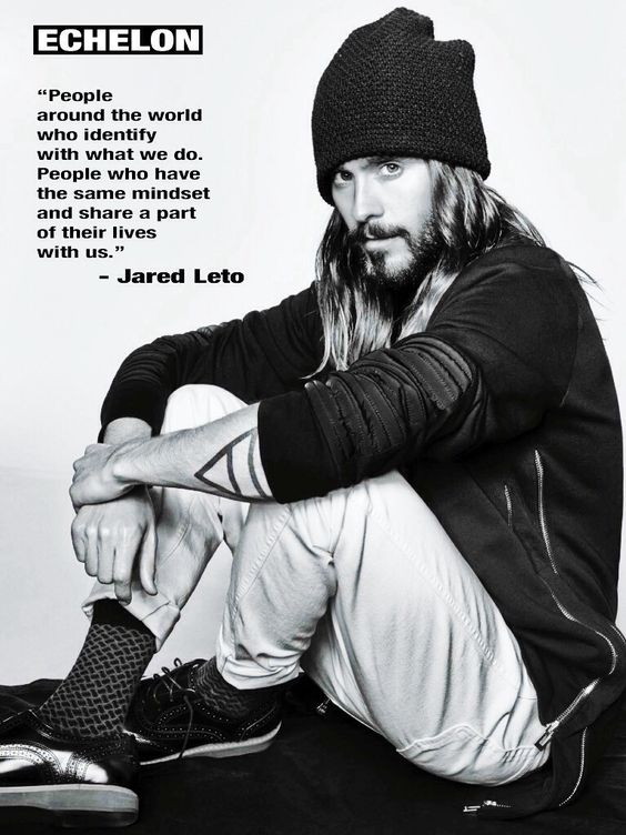 "About the Echelon: ""People around the world who identify with what ..."