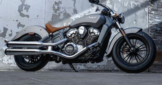Indian planeja chegar ao Brasil em 2015 para briga com a Harley