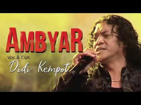 Didi Kempot Official Channel Youtube Didi