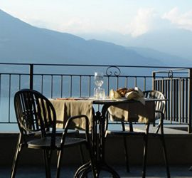 Cooking lessons on Como Lake at Crotto di Gittana: degustation!
