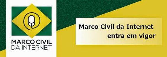 Marco Civil da Internet entra em vigor hoje 23-06-2014 | BomJardimPE.com
