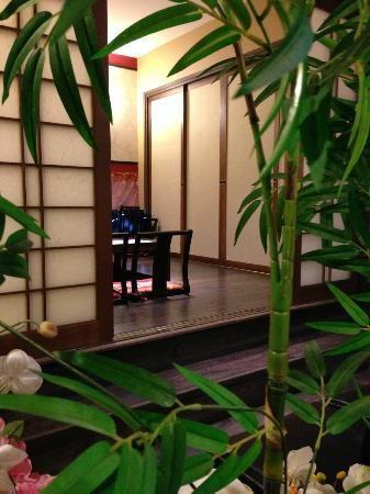 Private meeting room Asoyami Japanese Restaurant on Kenaston in Winnipeg