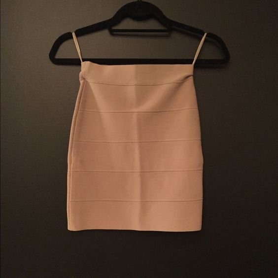 BCBG wrap skirt This is in great condition!  trades please! BCBG Skirts Mini
