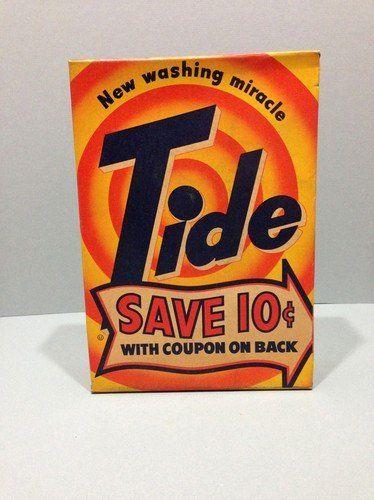 Vitage Laundry Detergent Vintage Tide Laundry Soap