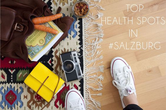 TOP HEALTH SPOTS IN SALZBURG