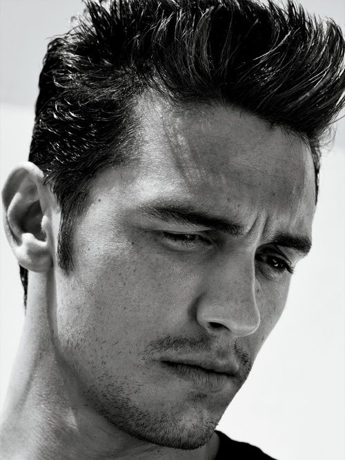 James Franco. Love.
