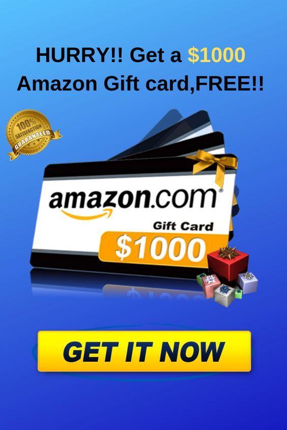 Amazon Gift Card Code Generator Online No Download No Survey