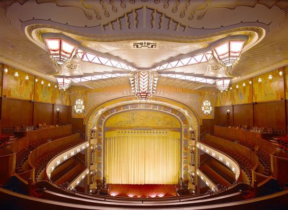 Tuschinski - Amsterdam - Netherlands 20 Of The Most Breathtaking Cinemas From Around The World