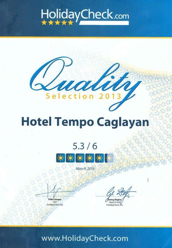 Tempo Hotel Çağlayan - HOLIDAYCHECK