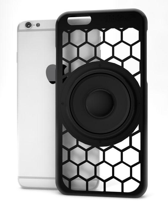 BASS case pre iPhone 6.  Objednávať môžte na www.make3d.sk