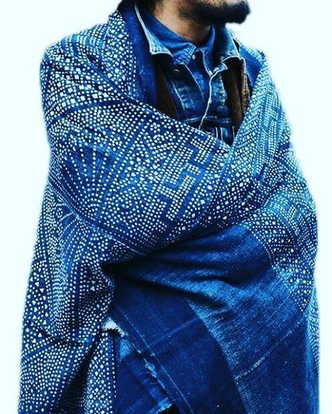 Indigo inspiration pt 2 #GWD #BuildYourOwnStyle #Menswear #style #Visvim #HirokiNakamura #indigo #denim