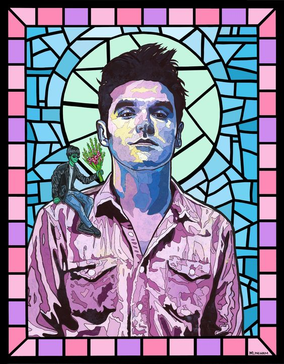 Morrissey - The Smiths - New Wave Saints Series