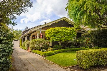 Julia Morgan Bungalow - Exterior - San Francisco - Dennis Mayer, Photographer