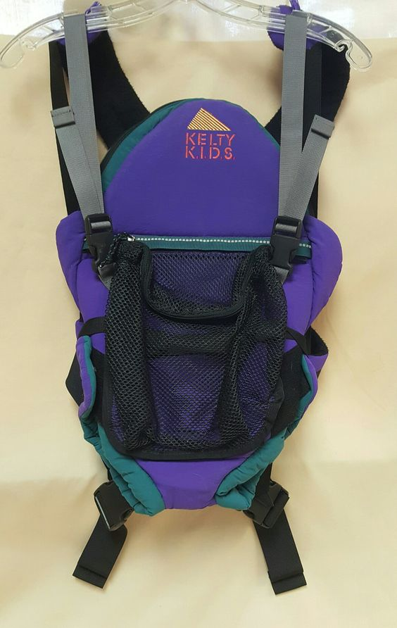 Kelty Kids infant carrier