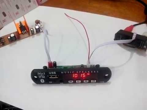 Página Web No Disponible Bocina Bluetooth Audio De Automóviles Amplificador De Audio