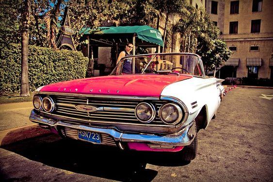 Cuba, Coche Antiguo, Carro, Coche, Autos, Habana.