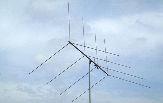 6 Meter Beam Antenna