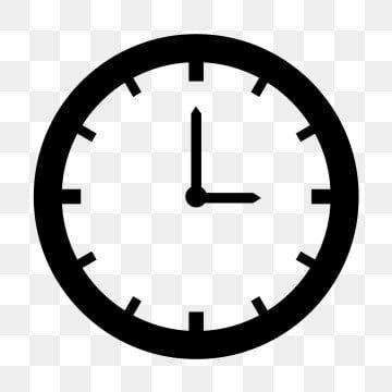 Clock Time Timer Watch Clock Icon Time Icon Timer Icon Watch Icon Vector Illustration Design Sign Symbol Graphic Line Li Jam Dinding Ikon Instagram Seni Vektor