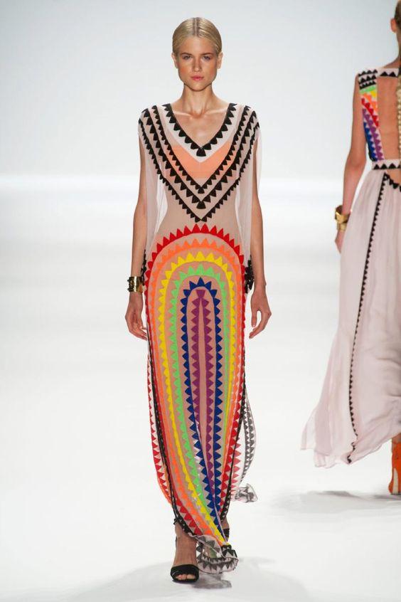 Mara Hoffman, New York, Spring 2014.: Hoffman 2014, Spring Dresses, Marahoffman Nyfw, Fashion Week, 2014 Rtw, Fashion Inspiration
