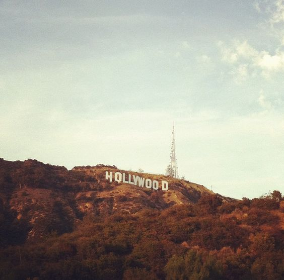 PINK loves #Hollywood