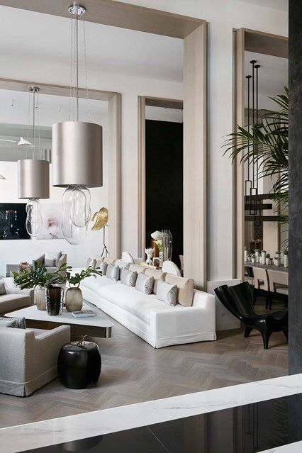 426 639 Raum Pinterest House Luxury Living Rooms