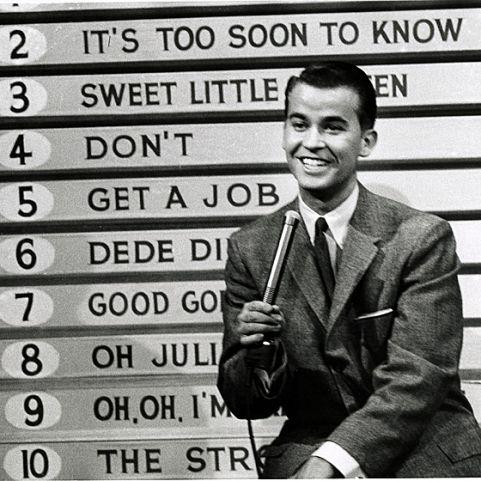 Saturdays American Bandstand top 10.