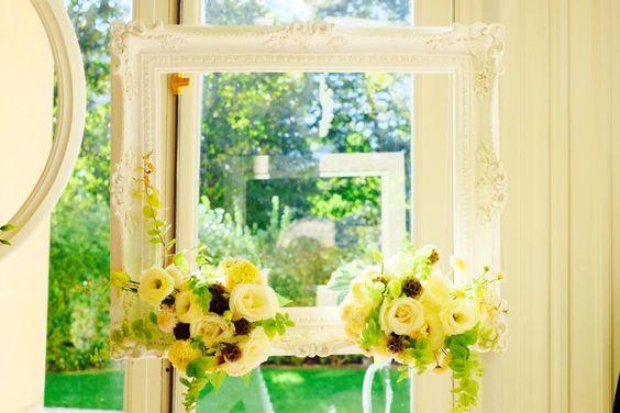 Cadre fleuri de l'arche de cérémonie réalisé pour le Lab Oui².  Retrouvez mes compositions florales sur www.drissia.fr et www.facebook.com/pages/drissia