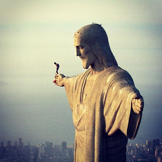 Best view of Rio. Height #givesyouwings http://instagram.com/p/RN6yTmFKxa/