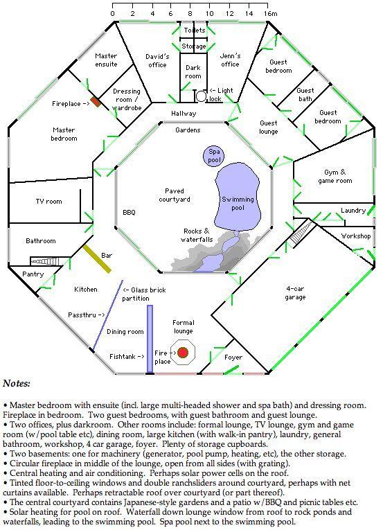 Octagon House Plans octagon house of camillus | home plans | pinterest | octagon house
