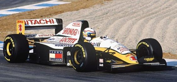Alessandro Zanardi 1994