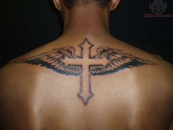 Cross Tattoos for Guys - Tattoo Ideas and Designs for Men   tatuajes | Spanish tatuajes  |tatuajes para mujeres | tatuajes para hombres  | diseños de tatuajes http://amzn.to/28PQlav